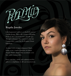 Regalia Jewelry splash