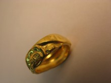 Eagle Ring: Side View